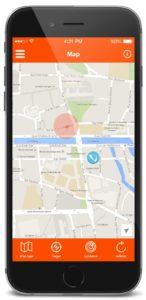 GPS Tracker für Kinder Anhänger