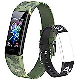 Dwfit Fitness Armband Kinder,Fitness Tracker mit...