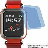 4ProTec I 2X ANTIREFLEX matt Schutzfolie für Anio 3 Touch Displayschutzfolie Bildschirmschutzfolie Schutzhülle Displayschutz Displayfolie Folie