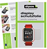 dipos I 6X Schutzfolie matt kompatibel mit Anio 3 Touch Folie Displayschutzfolie