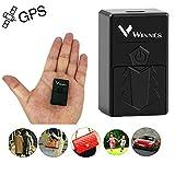 Winnes Mini GPS Tracker, Mini Echtzeit Tracker...