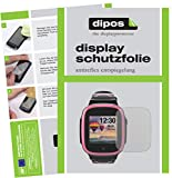 dipos I 5X Schutzfolie matt kompatibel mit Xplora X5 Play Displayschutz-Folie