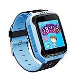 VIDIMENSIO® GPS-Telefon Uhr Kleine Eule - blau...