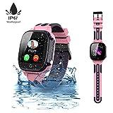 Jaybest Kinder Smartwatch,wasserdichte Smart Watch...