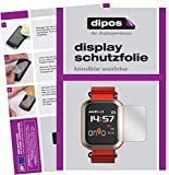 dipos I 6X Schutzfolie klar kompatibel mit Anio 3 Touch Folie Displayschutzfolie
