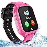 Wasserdichtes GPS Smartwatch für Kinder,...