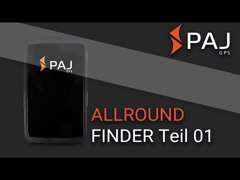 GPS Tracker - Allround Finder von PAJ - Teil 1